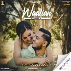 Waalian song download by Harnoor