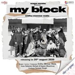 My Block song download by Sidhu Moosewala