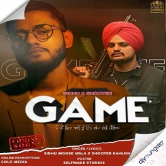 Game Ft. Sidhu Moose Wala song download by Shooter Khalon