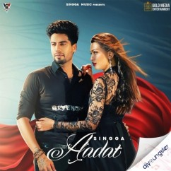 Aadat song download by Singga