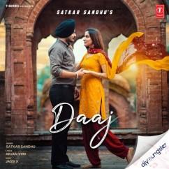 Daaj song download by Satkar Sandhu