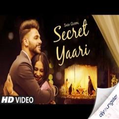 Secret Yaari song download by Sara Gurpal