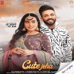 Cute Jeha song download by Barbie Maan