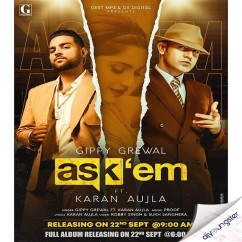 Ask Them song download by Gippy Grewal