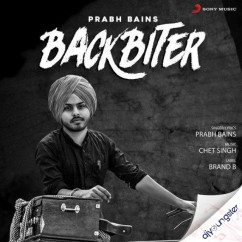 Backbiter song download by Prabh Bains