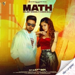 Math ft Karan Aujla song download by Daljeet Chahal