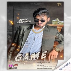 Game song download by Bunty Sarpanch