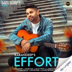 Effort song download by Karandeep
