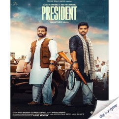 President song download by Harz Sandhu