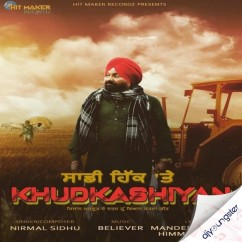 Khudkusiyan song download by Nirmal Sidhu