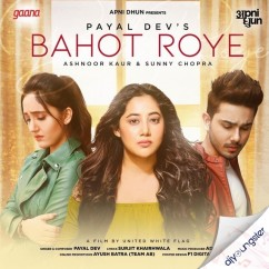 Bahot Roye song download by Payal Dev