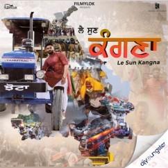 Le Sun Kangana song download by Harsimran