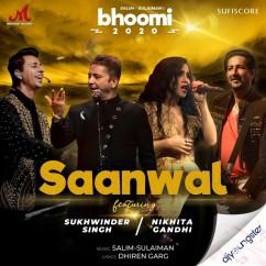 Saanwal ft Nikhita Gandhi song download by Sukhwinder Singh