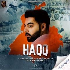 Haqq song download by Karam Bajwa