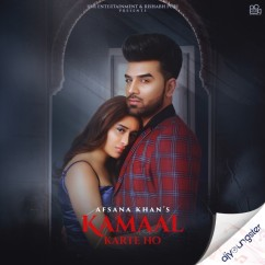 Kamaal Karte Ho ft Paras song download by Afsana Khan