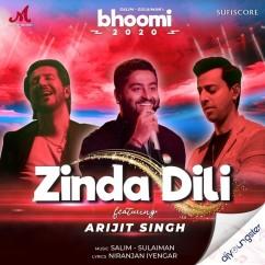 Zinda Dili song download by Arijit Singh