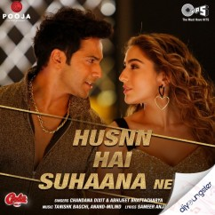 Husnn Hai Suhaana New song download by Chandana Dixit