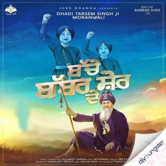 Bache Babbar Sher De song download by Dhadi Tarsem Singh Ji Moranwali