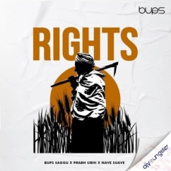 Rights song download by Prabh Ubhi