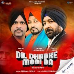 Dil Dhadke Modi Da ft Nirmal Sidhu song download by Lehmber Hussainpuri
