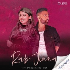 Rab Jinna song download by Hargun Kaur