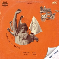 Warning To Delhi song download by Harman