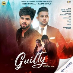 Guilty ft Karan Aujla song download by Inder Chahal