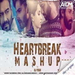 Heartbreak Mashup 2020 song download by DJ Yogii