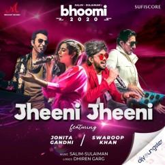 Jheeni Jheeni song download by Swaroop Khan