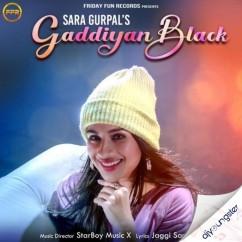 Gaddiyan Black song download by Sara Gurpal