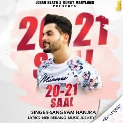 20 21 Saal song download by Sangram Hanjra