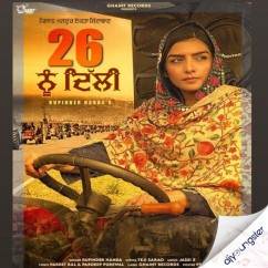 26 Nu Dilli song download by Rupinder Handa