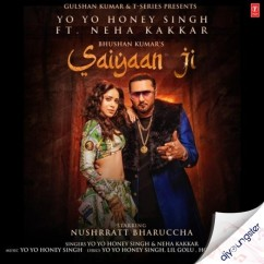 Saiyaan Ji song download by Yo Yo Honey Singh