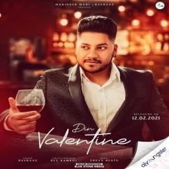 Din Valentine song download by Ravraaz