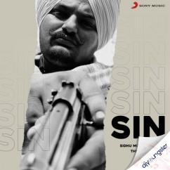 Sin (Original) ft The Kidd song download by Sidhu Moosewala