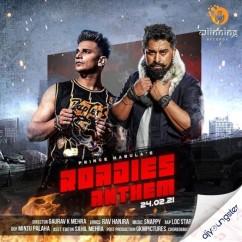 Roadies Anthem song download by Prince Narula