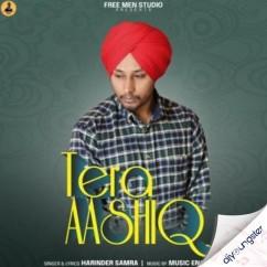 Tera Aashiq song download by Harinder Samra