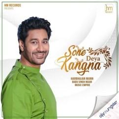 Sone Deya Kangna song download by Harbhajan Mann