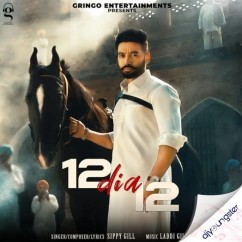 12 Dia 12 song download by Sippy Gill