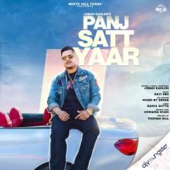 Panj Satt Yaar song download by Joban Kahlon