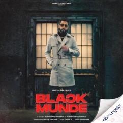 Black Munde song download by Geeta Zaildar