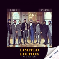 Limited Edition song download by G Sidhu