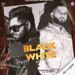 Black & White song download by Amar Sajaalpuria