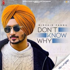 Dont Know Why song download by Nirvair Pannu