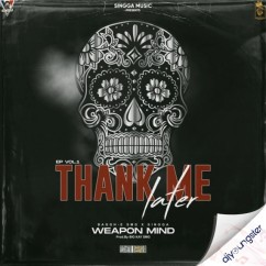Weapon Mind song download by Baggh E SMG