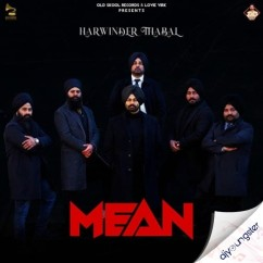 Mean song download by Harwinder Thabal
