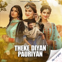 Theke Diyan Pauriyan song download by Talbi