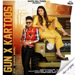Gun X Kartoos ft Shipra Goyal song download by Jita