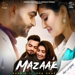 Mazzak song download by Runbir