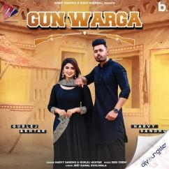 Gun Warga ft Gurlez Akhtar song download by Harvy Sandhu